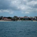 Ankuft auf Sansibar